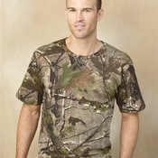 Realtree Camouflage Short Sleeve T-Shirt