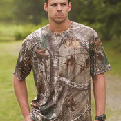 Performance Camo Short Sleeve T-Shirt